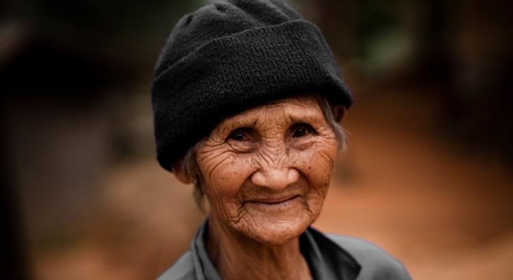 Une belle vielle dame - Creative Commons Flickr user Glouk