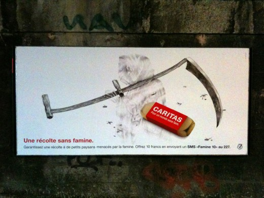 Caritas et la mort