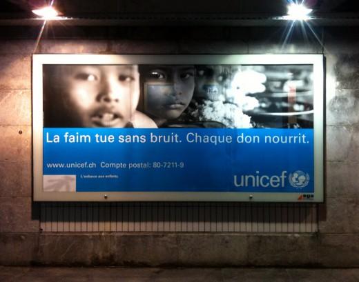 Unicef Enfant