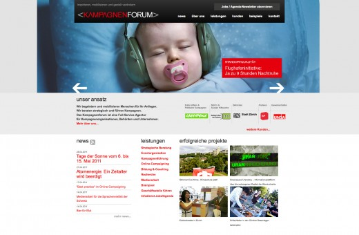 Kampagnen Forum Zürich