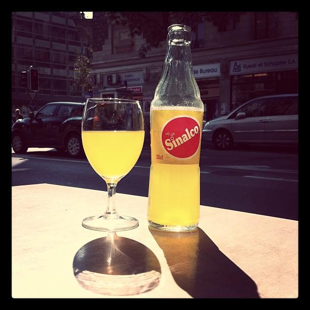 La boisson nationale
