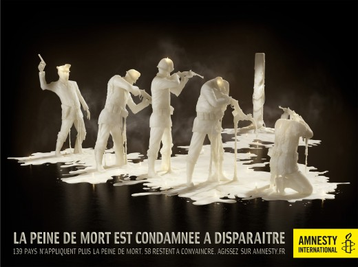 Affiche Amnesty International