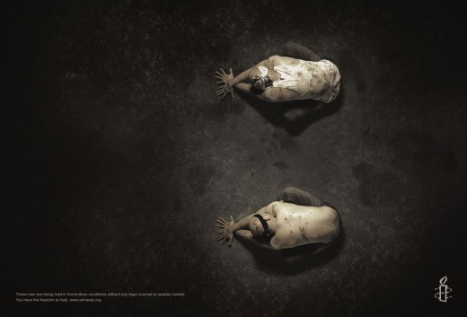 Posters Amnesty International