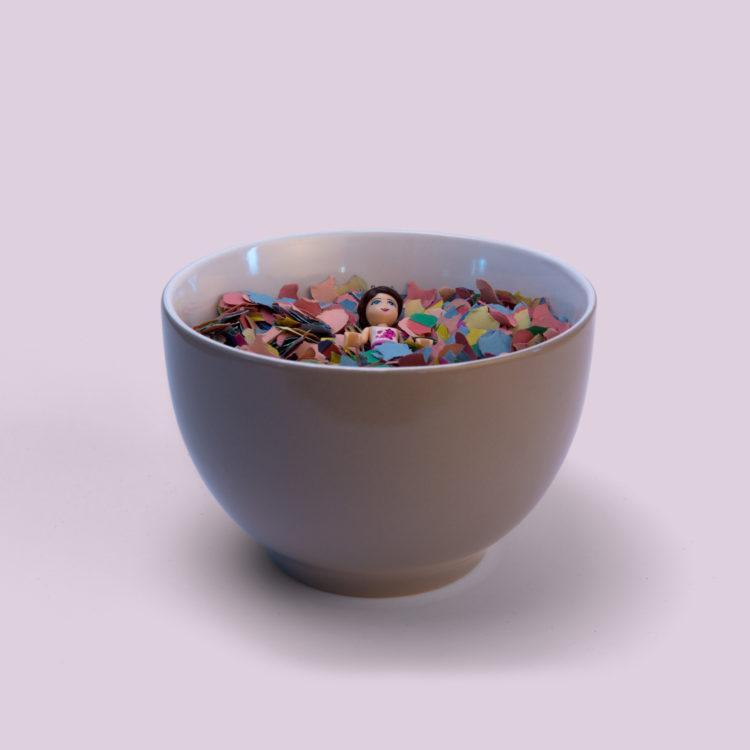 confetti-bath
