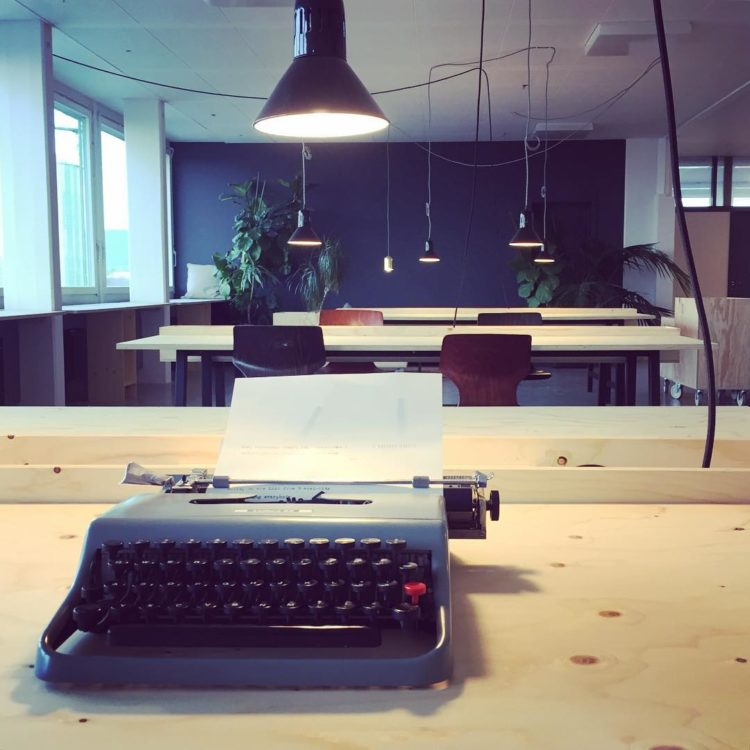 coworking spaces in Basel
