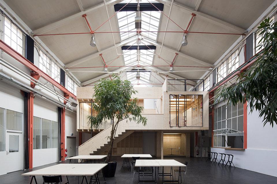 Stereo Architektur GmbH, Lukas Schaffhuser
