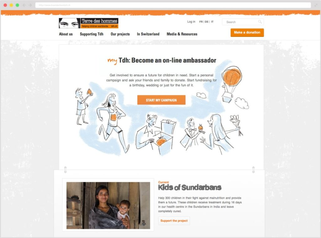 homepage-mytdh