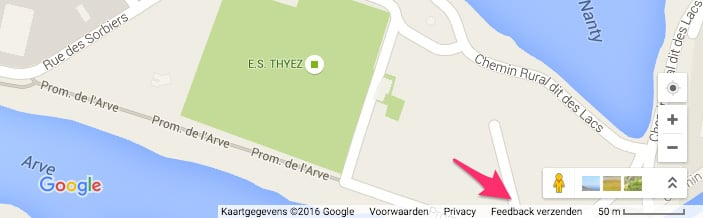 feedback-google-maps