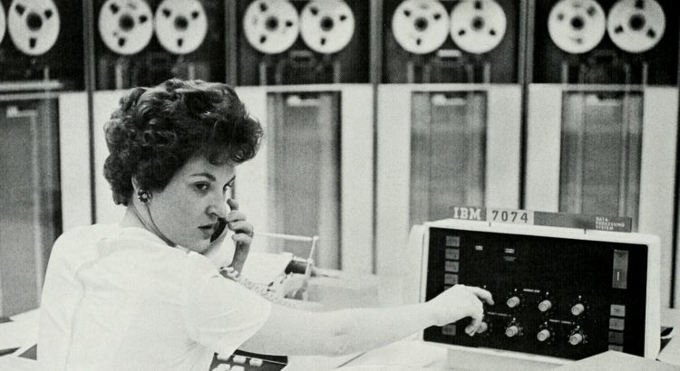 A woman making a phone call